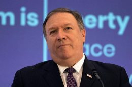 Mike Pompeo - U.S. Secretary of State