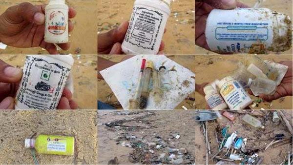 Indian clinical waste reaches Puttalam Sri Lanka