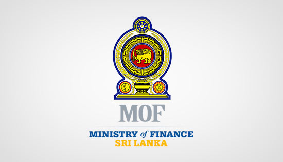 Ministry of finance in Sri Lanka