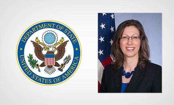 Alaina B Teplitz - U.S. Ambassador to Sri Lanka
