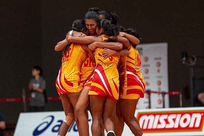 Sri Lanka wins Asian Netball Championship 2018