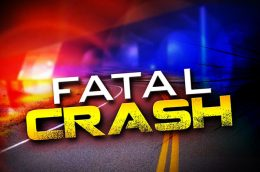 Fatal crash - accident