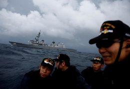 Japanese warship visits Sri Lanka