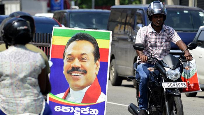 Mahinda Rajapaksa remains popular