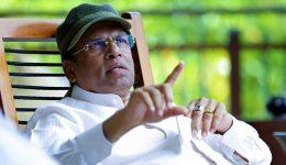 Sri Lanka Former President Maithripala Sirisena