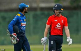 Sri Lanka Vs England Cricket