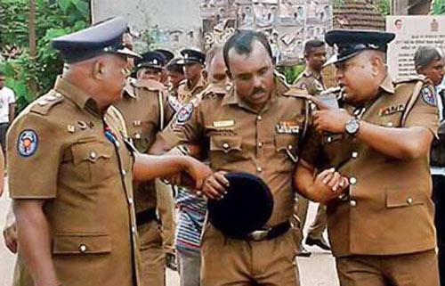 Thebuwana police sergeant