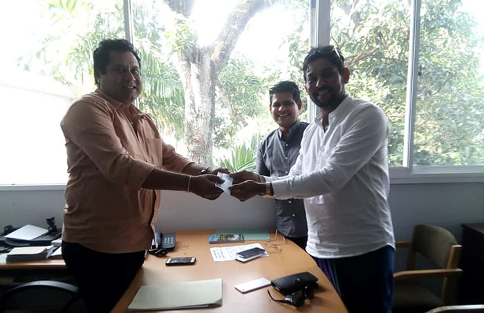 Former Sri Lanka cricket captain Tilakaratne Dilshan joins SLPP Political party - Sri Lanka Podu Jana Peramuna