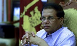 Maithripala Sirisena - President of Sri Lanka