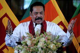 Mahinda Rajapaksa