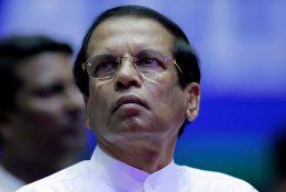 President of Sri Lanka - Maithripala Sirisena