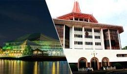 Sri Lanka Parliament and Supreme Court