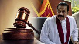 Sri Lanka Supreme Court decision on Mahinda Rajapaksa
