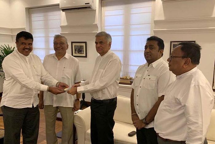 Thilina Bandara Thennakoon joins UNP