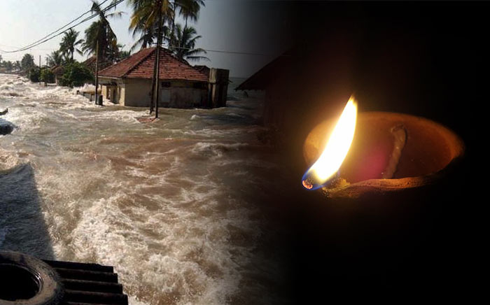 Tsunami Sri Lanka two minutes silence to be observed