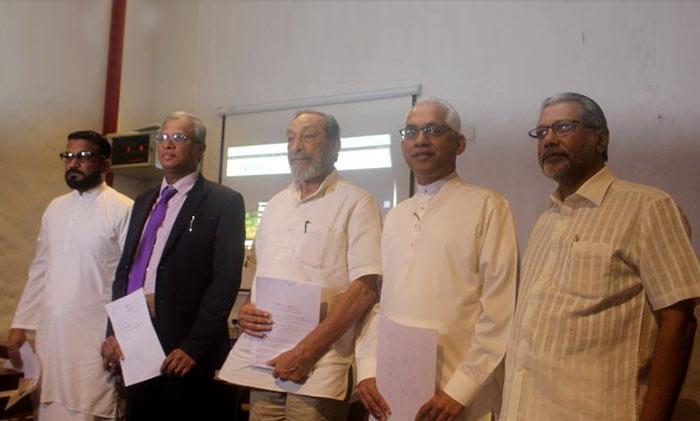 Five Sri Lankan parliamentarians declare assets