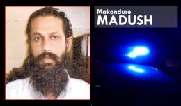 Makandure Madush arrested