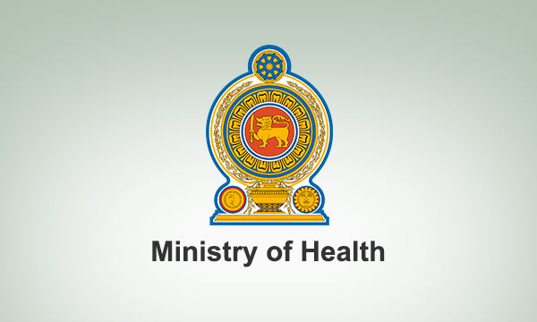 Ministry of Health Sri Lanka