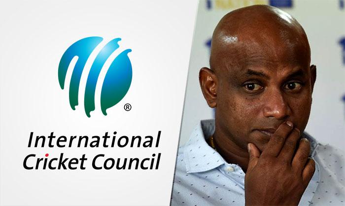 Sanath Jayasuriya banned from international Cricket