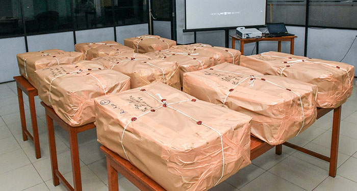 Sri Lanka's largest ever heroin haul busted