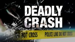 Deadly crash - accident