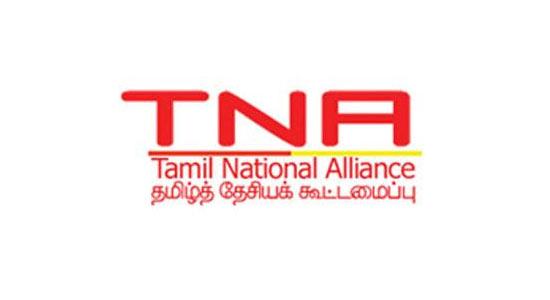 TNA - Tamil National Alliance Sri Lanka