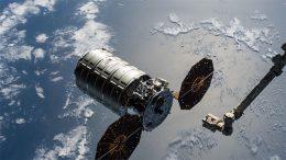 Cygnus NG-11 Raavana-1 arrives at the International Space Station