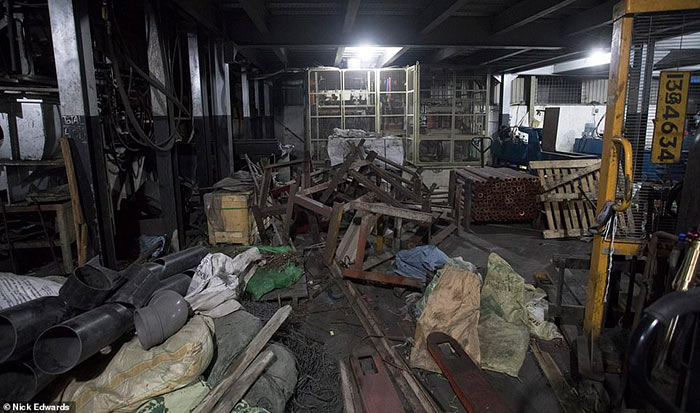 Factory allegedly used to build bombs for Easter attacks in Sri Lanka identified