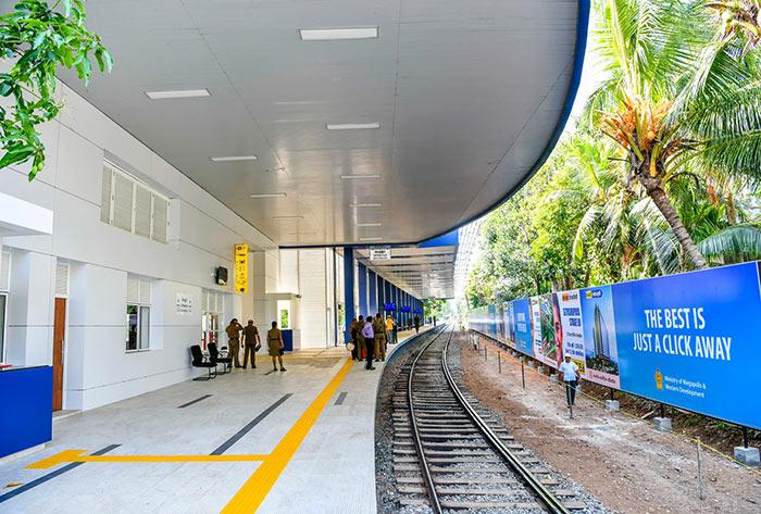 Makumbura Multimodal Centre in Kottawa Sri Lanka