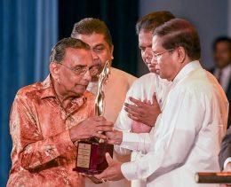 Presidential Media Awards 2018 - Sri Lanka