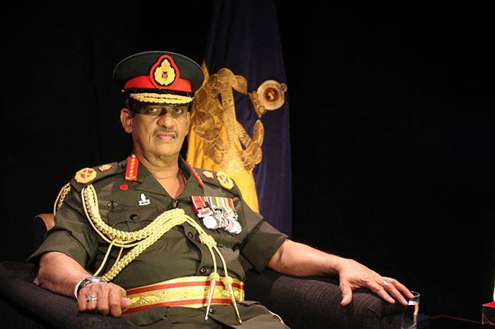 Field Marshal Sarath Fonseka