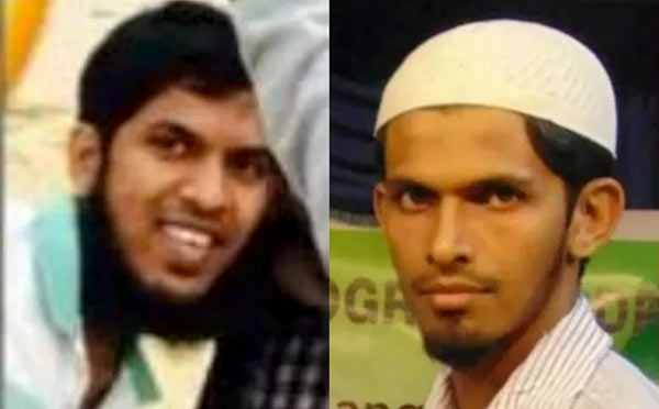 Two brothers of Easter Day bombers in Sri Lanka arrested