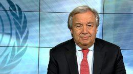 Antonio Guterres - UN Secretary General