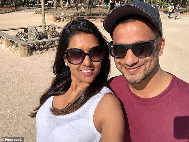 Khilan Chandaria and Usheila Patel