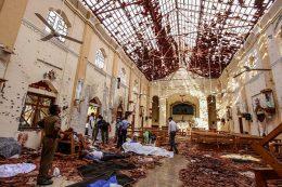 Easter Sunday attacks in Sri Lanka