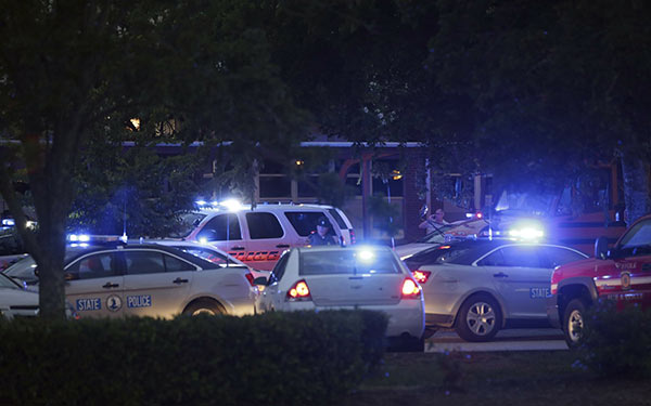 Mass shooting in Virginia - United States of America