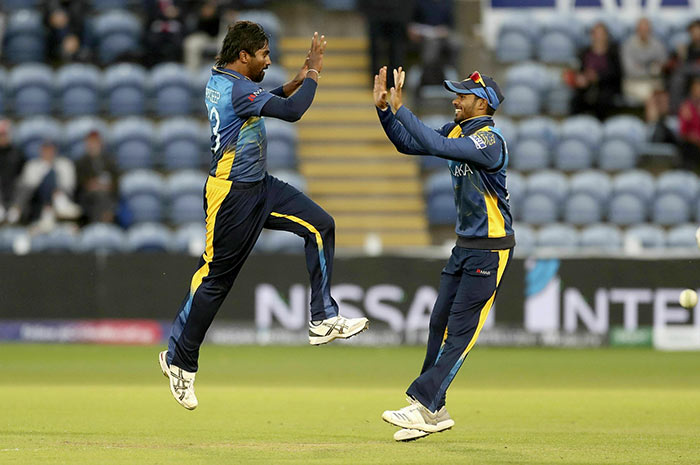Sri Lanka bowler Nuwan Pradeep in Cricket world cup 2019