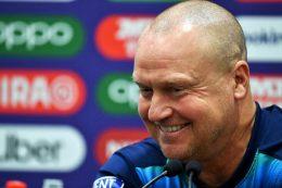 Sri Lanka cricket batting coach Jon Lewis