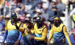 Sri Lanka cricketers at world cup 2019