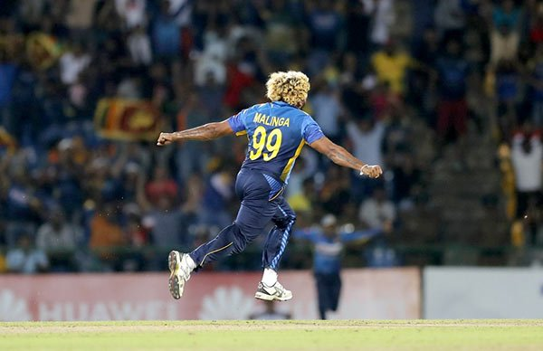 Malinga takes 4 wickets in 4 balls in Sri Lanka T20 Cricket match vs New Zealand