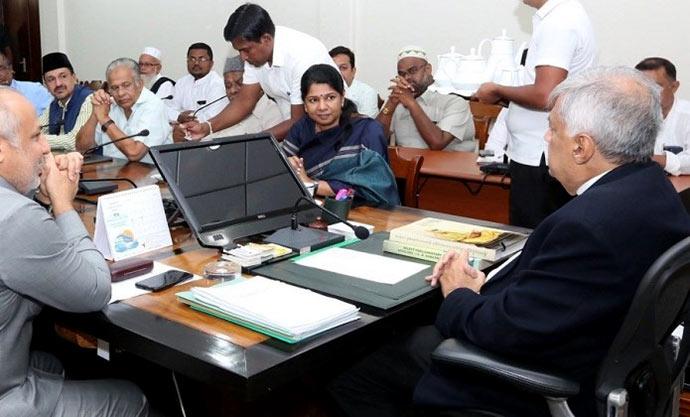 Tamil Nadu politician Kanimozhi Karunanidhi's tour in Sri Lanka