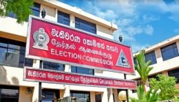 National Elections Commission Sri Lanka