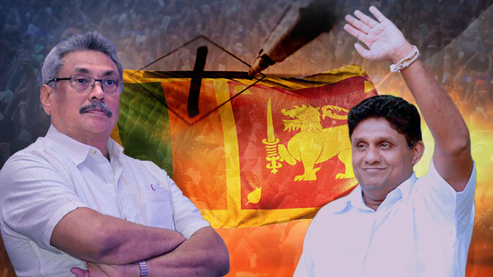 Presidential Election 2020 in Sri Lanka - Gotabaya Rajapaksa Vs Sajith Premadasa