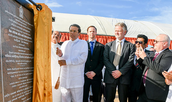Project launched in Polonnaruwa to export Manioc products from Sri Lanka