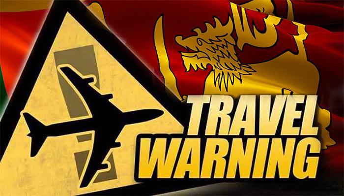 Travel Warning Sri Lanka