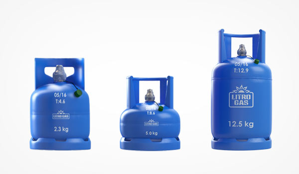 Litro gas in Sri Lanka