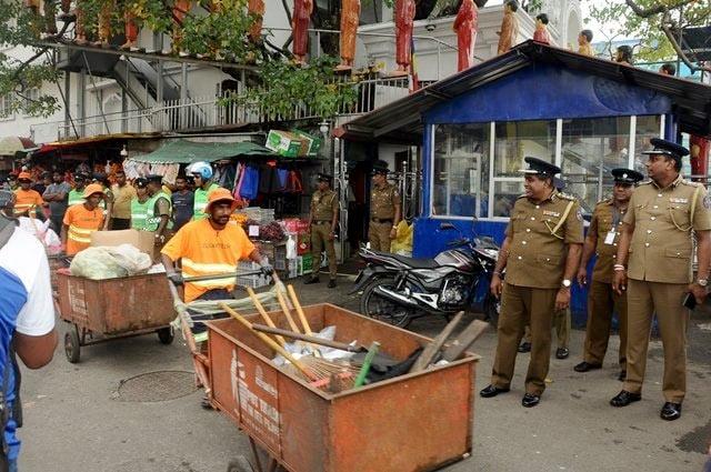 Sri Lanka Police to take steps to protect the environment