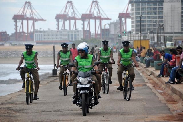 Sri Lanka Police to take steps to protect the environment