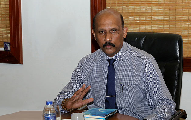 Kamal Gunaratne - Defence Secretary of Sri Lanka
