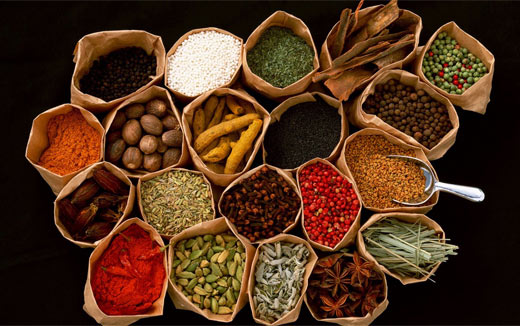 Sri Lanka spices